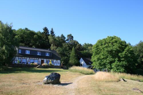 Mohrihaus und Schwabenhaus